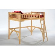 Ginger Natural Loft Bed Save $110