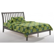 Stonewash Nutmeg Platform Bed Save $100