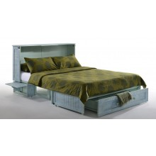 Skye Blue Murphy Cabinet Bed - ADD TO CART FOR SPECIAL PRICING!