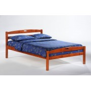 Cherry Sesame Platform Bed