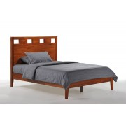 Cherry Tamarind Platform Bed