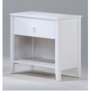 White Zest Nightstand
