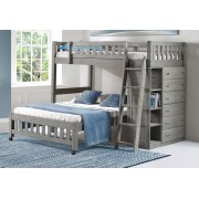 Charcoal Twin-Full Student Loft Save $140