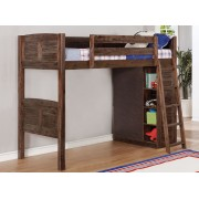 Chestnut Twin Dresser Loft Save $110