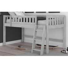 Ash Twin Low Loft Bed Save $80