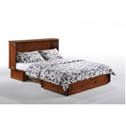 Cherry Murphy Cabinet Bed - ADD TO CART FOR SPECIAL PRICING!