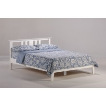 White Thyme Platform Bed
