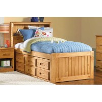 Twin Captains Beds